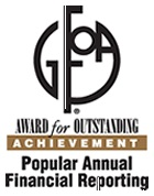 Award for Outstanding Achievement Popular Annual Financial Reporting
