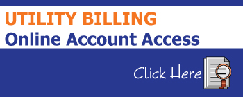 Utility Billing Online Account Access Button Opens in new window